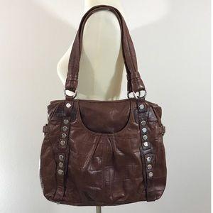 Slouchy Studded Bag Purse